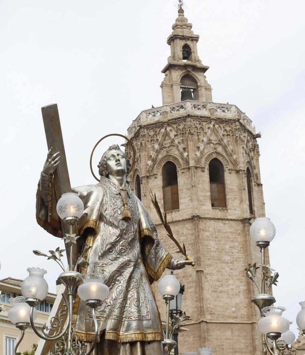 Resultado de imagen de san vicente martir valencia