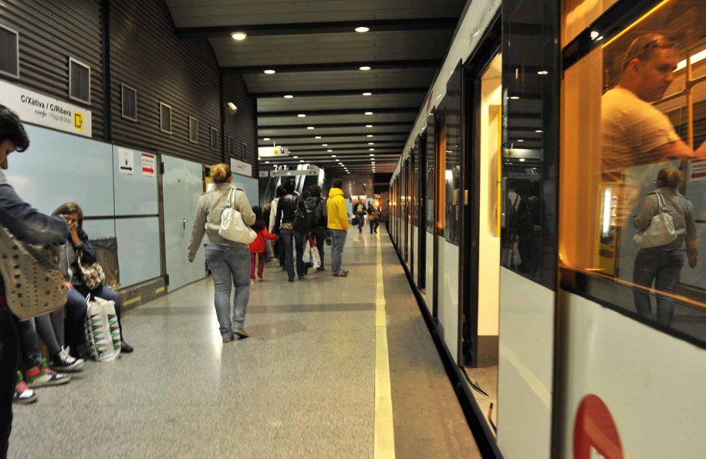 Metrovalencia. Img/GVA