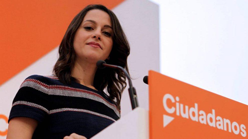 Inés Arrimadas, máxima dirigente de Ciudadanos/Img. archivo iV.com