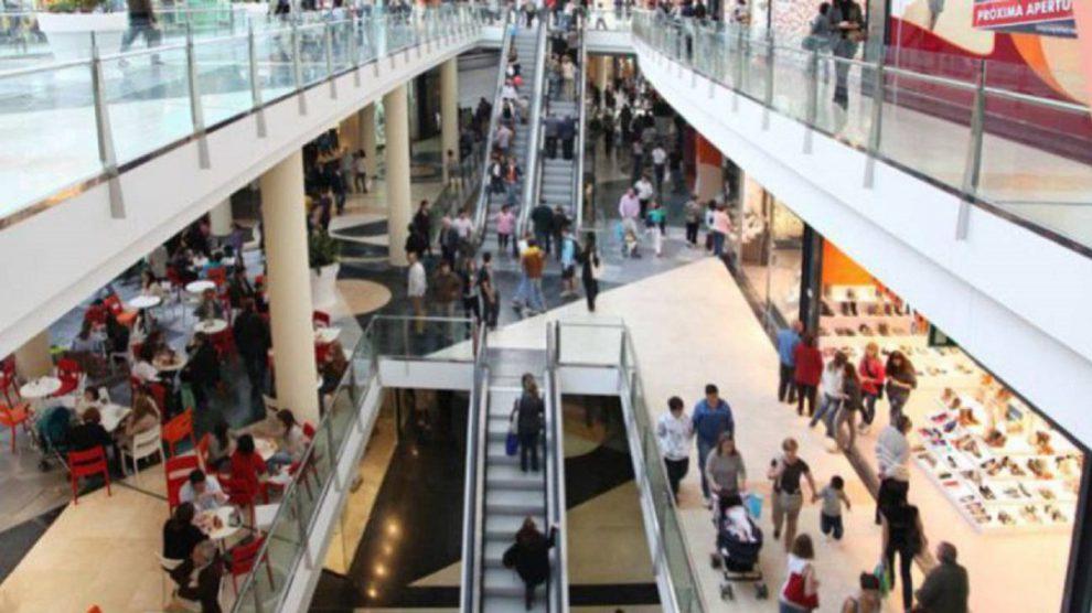 Día de compras en el Black Friday/Img informaValencia.com