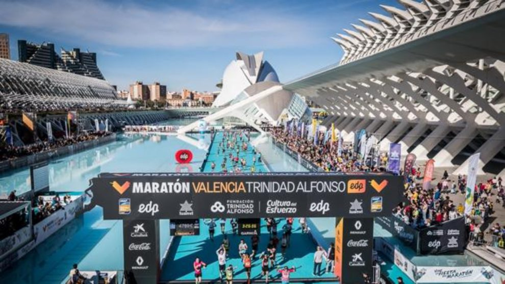 Maratón de Valencia, img. archivo