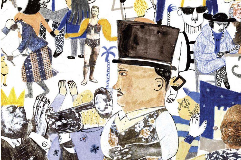 Feria del libro ilustrado Baba Kamo/Museus