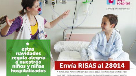 Campaña de Payasospital/informaValencia.com