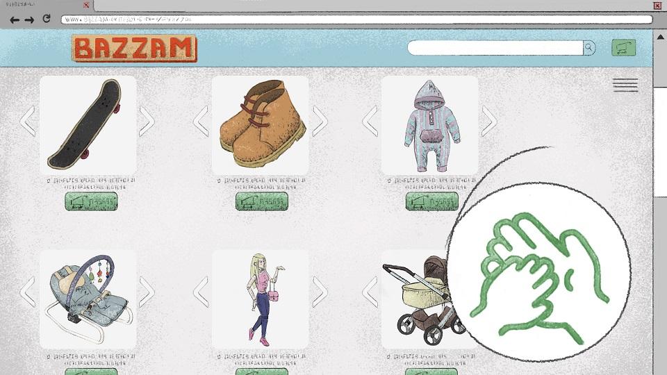 AIJU ha creado una herramienta online gratuita en forma de cómic interactivo con consejos prácticos/Img. AIJU
