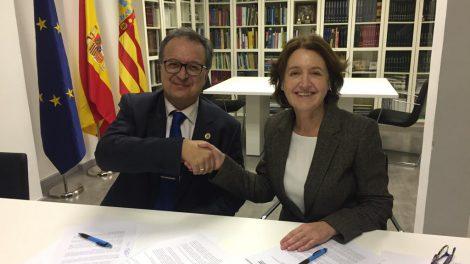El Colegio de Ópticos-Optometristas de la Comunitat Valenciana y Farmamundi se alían por el derecho a la salud visual /Img. informaValencia.com