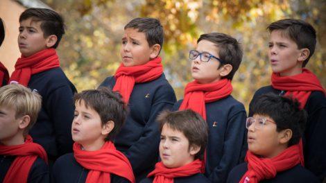 Frío en Belén, Coro del colegio concertado Tajamar/Colegio