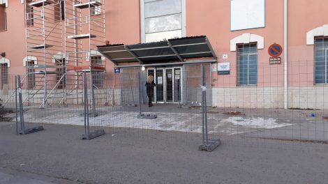 Centro de salud de Padre Jofré en Valencia./Img. CCOO