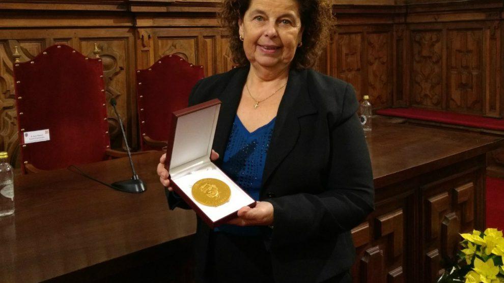 Teresa de Jesús Rodríguez Lara, ganadora del XXXIX Premio Mundial Fernando Rielo de Poesía Mística/Img. zenit