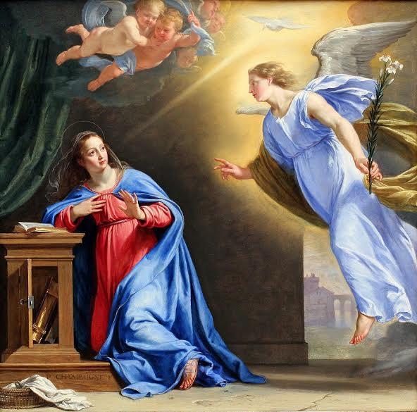Anunciación de María/Img. Ecclesia