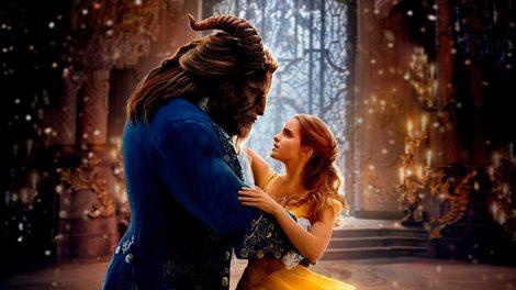 Imagen del cuento La Bella y la Bestia, de la película de Disney/Rtve