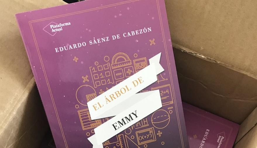 El árbol de Emmy. Eduardo Sáenz de Cabezón/iV.com