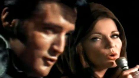 Elvis Presley con Martina McBride/Wimp