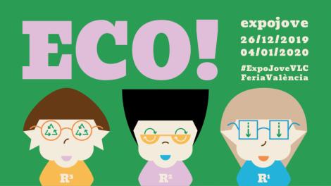 Cartel de Expojove 2019