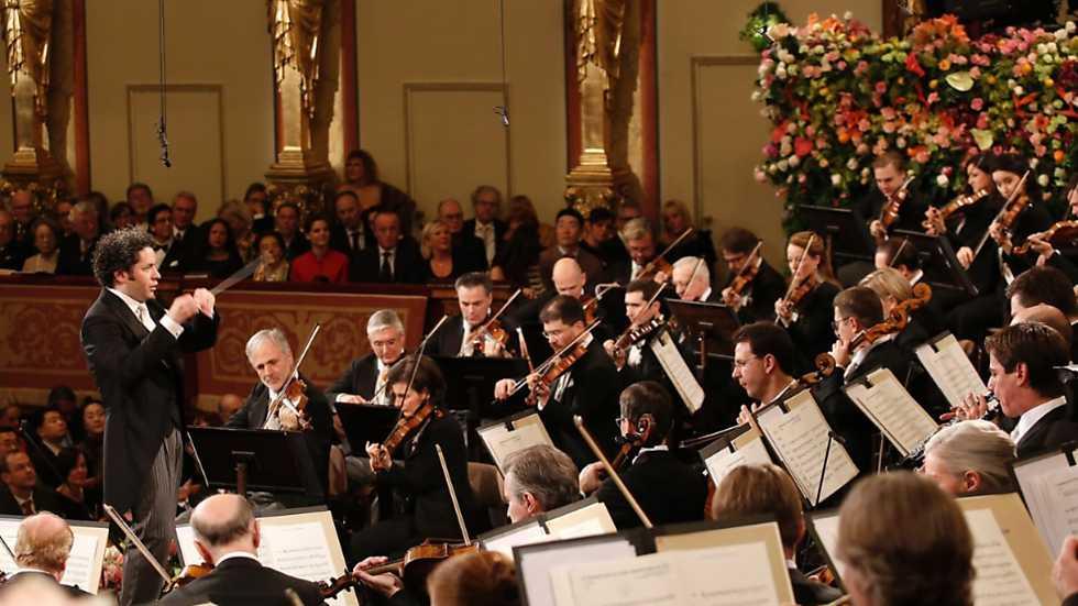 Orquesta Filarmónica de Viena/Img. Rtve
