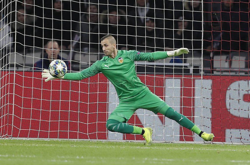 Jaume salvó al equipo con dos grandes intervenciones casi al final del partido/VCF