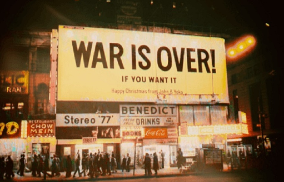 Happy Xmas (War Is Over, John Lennon