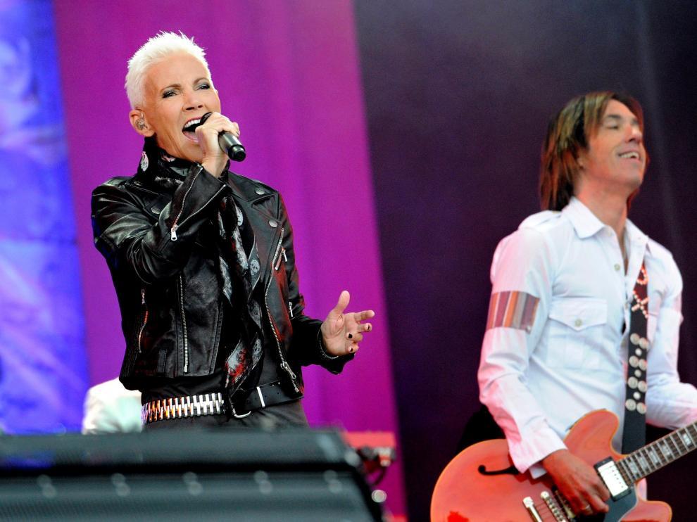 Marie Fredriksson, cantante, Roxette