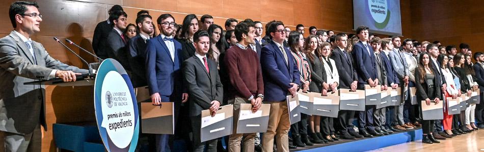 Los mejores estudiantes de la UPv/Img. UPV