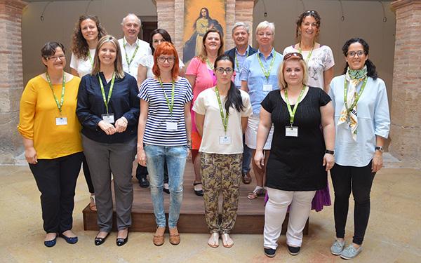 Grupo IGALA con la doctora Angelini al frente/Img. UCV