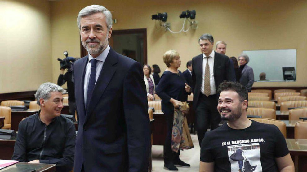 Angel Acebes, ministro de Interior en 2004/Img, Rtve