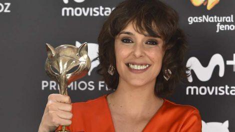 Los Premios Feroz eligen mejor actriz a Belén Cuesta por La trinchera infinita./Rtve