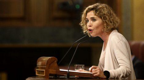 Marta Martin, portavoz de educación en el Congreso de Ciudadanos/Cs