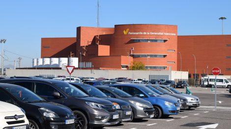 Valencia Sud cuenta ahora con más de 300 nuevos espacios destinados a vehículos/Img. informaValencia.com