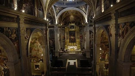 Capilla del Real Colegio Seminario de Corpus Christi de Valencia/Img. Colegio