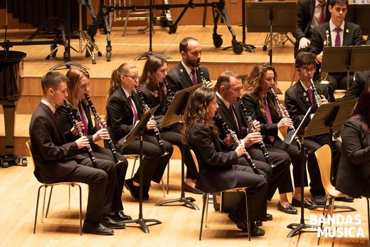 Banda de la Agrupación Musical Carrera Fuente de San Luis/FSMCV