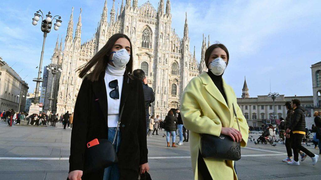 Una cuarta persona ha muerto en Italia por el coronavirus COVID-19. Se trata de un hombre de 84 años ingresado en el hospital Juan XXII de Bérgamo, en Lombardía/Rtve.es