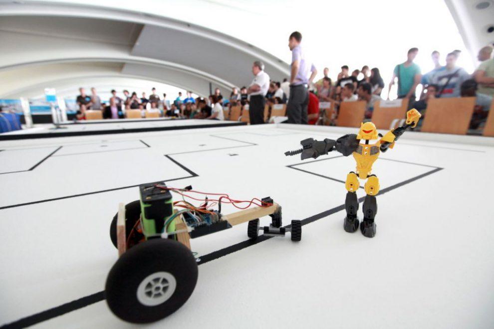 Desafío Robot en el Museo de las Ciencias/CAC