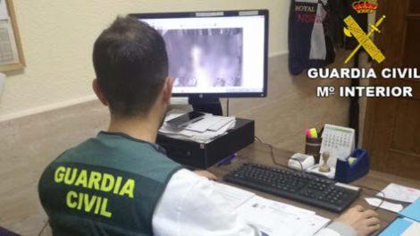 Img. archivo Guardia Civil