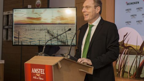 Guillaume Duverdier, presidente de Heineken España/informaValencia.com